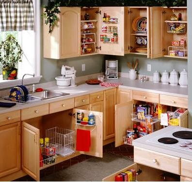 Organize Your Kitchen Shortcuts To A Well Organized