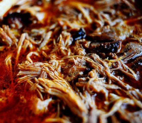 Pioneer Woman's Spicy Dr. Pepper Shredded Pork Recipe ...