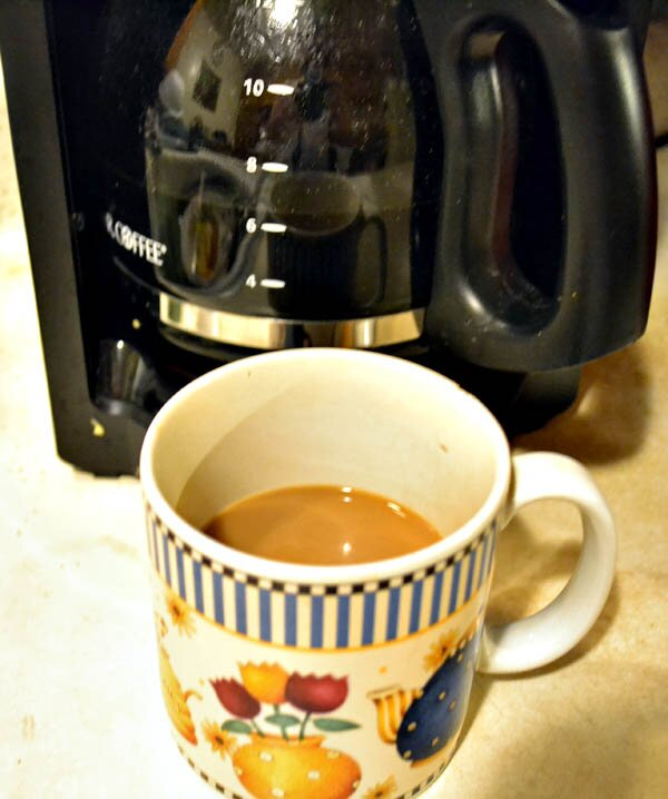 Frugal Coffee