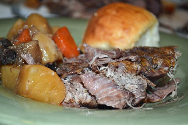 Perfect Crock Pot Roast