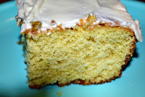 Yellow Cake