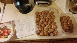 21 Day Fix Italian Meatballs
