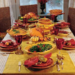 How To Plan A Easy Thanksgiving Dinner